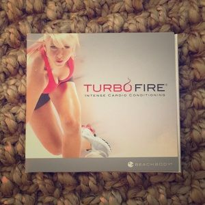 Beachbody Turbo Fire Intense Cardio Conditiining